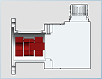 incorporated coupling